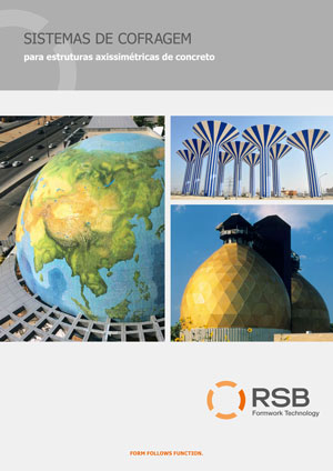 Brochura da RSB em língua poruguesa
