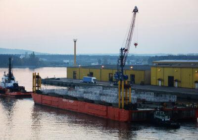 Projekt Borkum Riffgrund 2 Offshore Plattformen - Deutschland