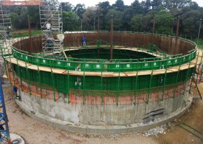 Biogasanlage Curitiba - Brasilien