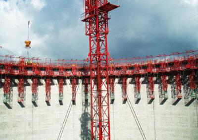 Projekt Kühlturm Kraftwerk Datteln - Deutschland