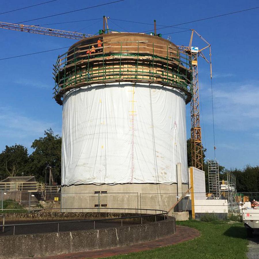 Projekt Faulturm Leer - Deutschland