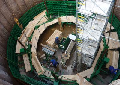 Schachtbauwerke Luxembourg