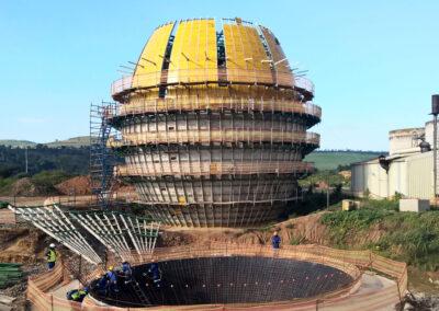 Eifaulturm Pietermaritzburg - Südafrika