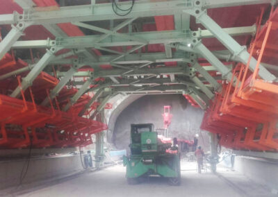 Tunnel Trimberg Deutschland