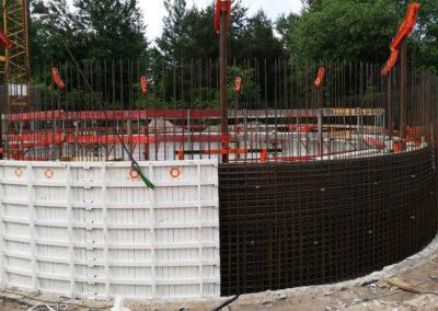 Abwasserspeicher in Unterlüß - Deutschland